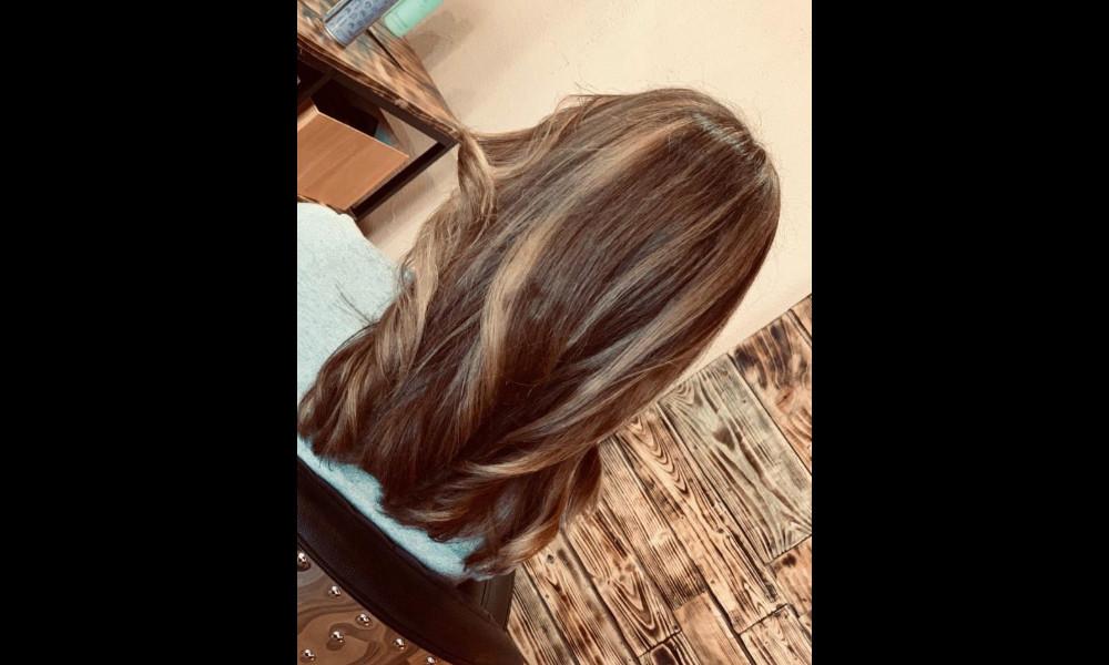 Dégradé ai capelli