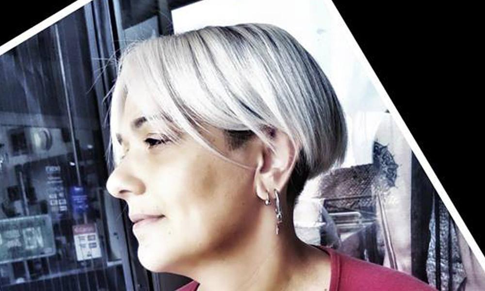 capelli bicolore
