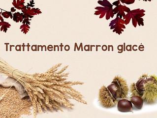 Trattamento Marron Glacè: dolcezza e benessere studiati da Hair Queen solo per voi!
