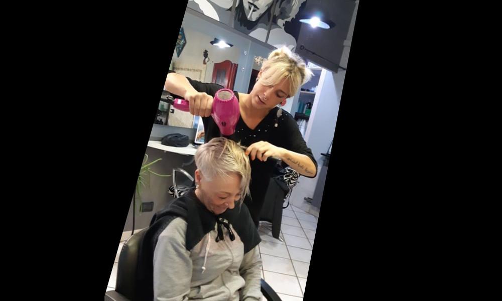 Glass hair: come asciugare i capelli