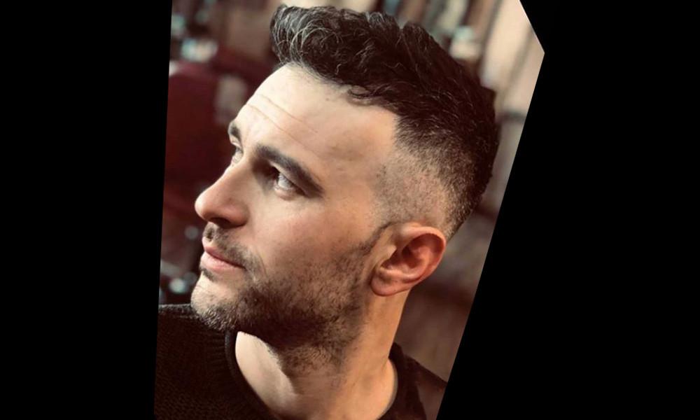 Taglio di capelli uomo