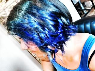 Blue Lagoon: il nuovo hair color lanciato da Hair Queen!