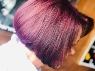 Ultra Violet: l'hair color più strong del momento!