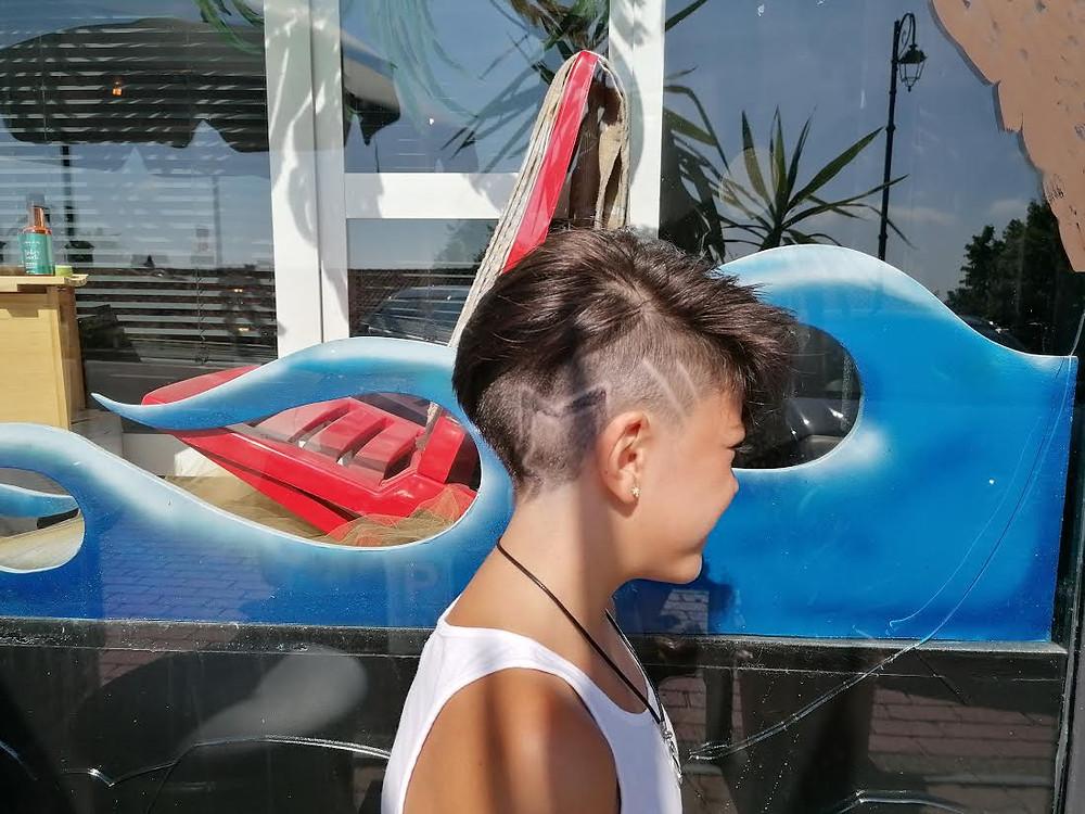 Hair Queen style for kids - tagli di capelli bambini