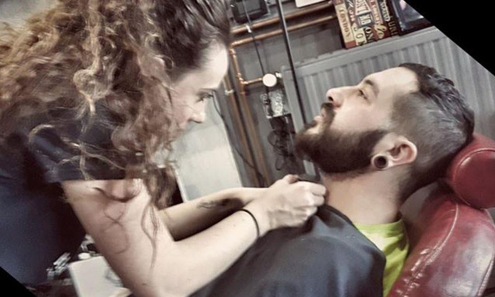 Routine della barba