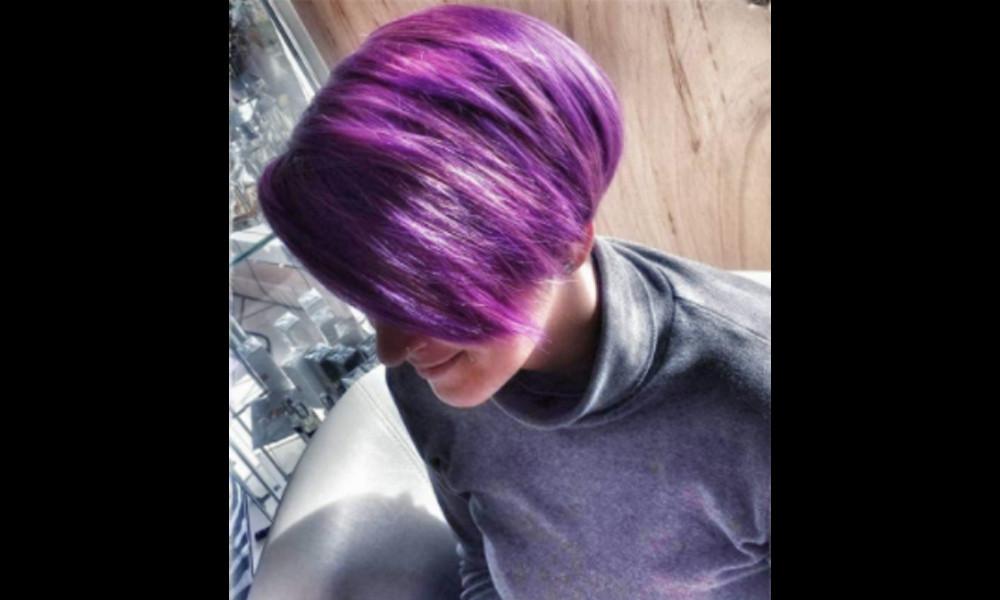 Hair color temporanei