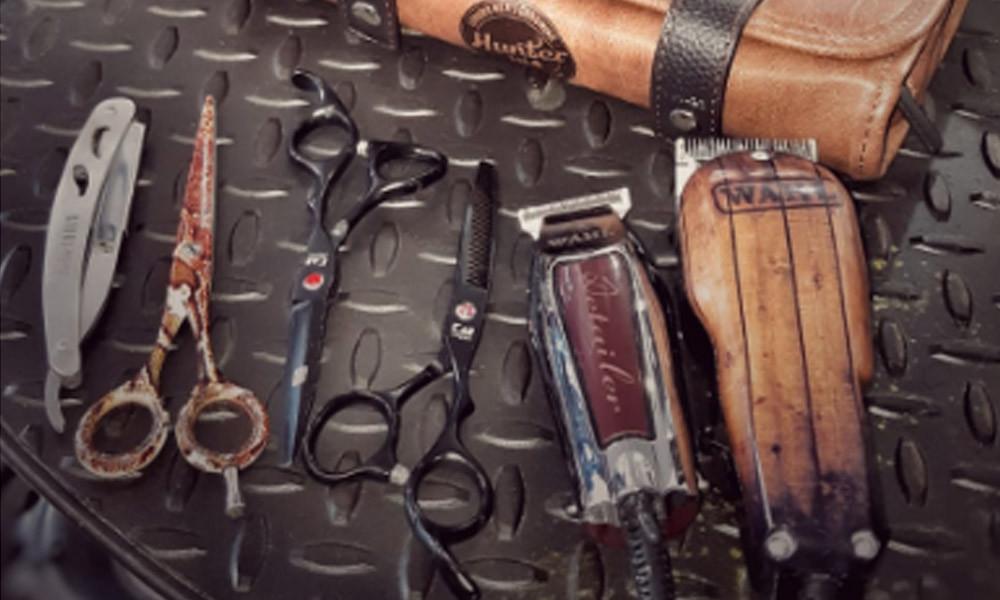 Strumenti del barbiere