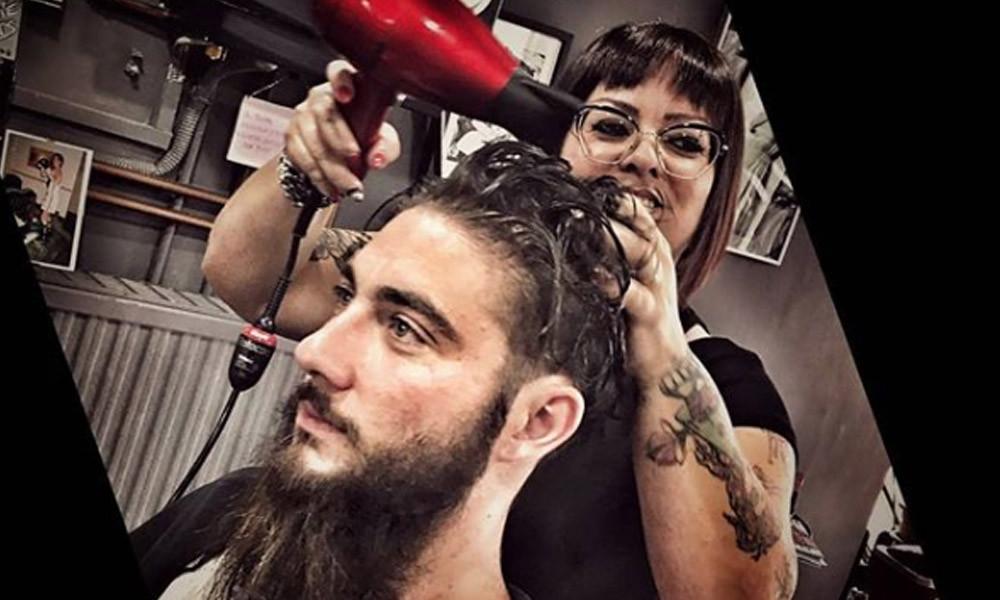 Uomo: cura dei capelli