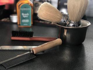 Come si usa il pettine per la barba?