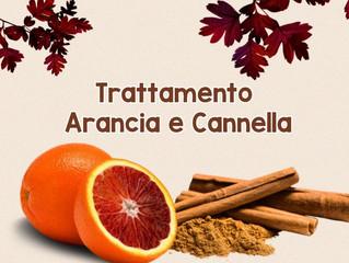 Trattamento Arancia e Cannella: gusto e benessere da Hair Queen!