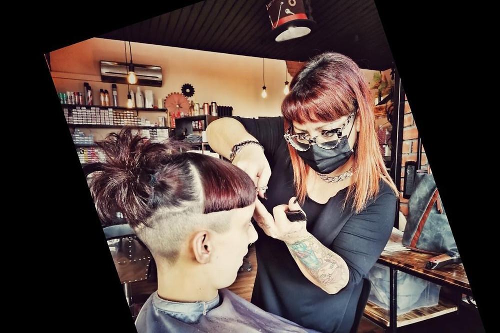 Taglio firmato Hair Queen