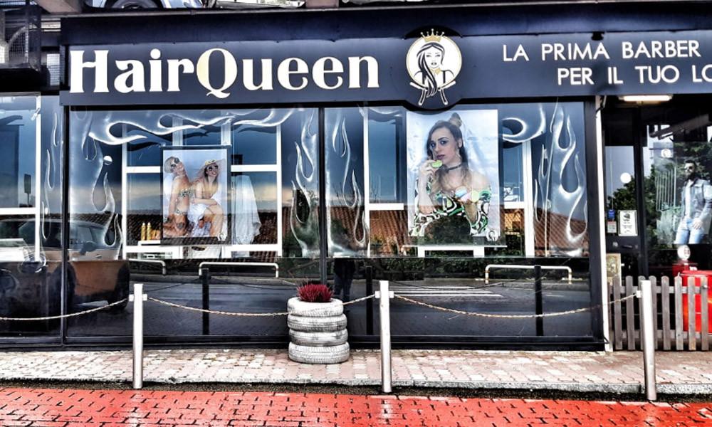 Negozio Hair Queen