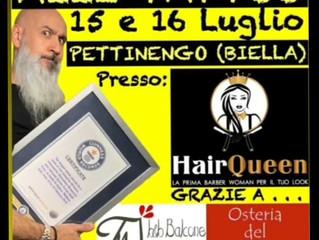 Alle Tattoo e Hair Queen: arriva l'evento dell'anno a Pettinengo!