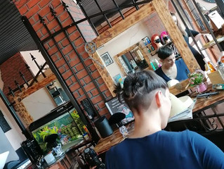 Barber style: l'haircut firmato Hair Queen!