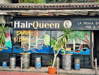 Barber Friday: l'estate più cool da Hair Queen!