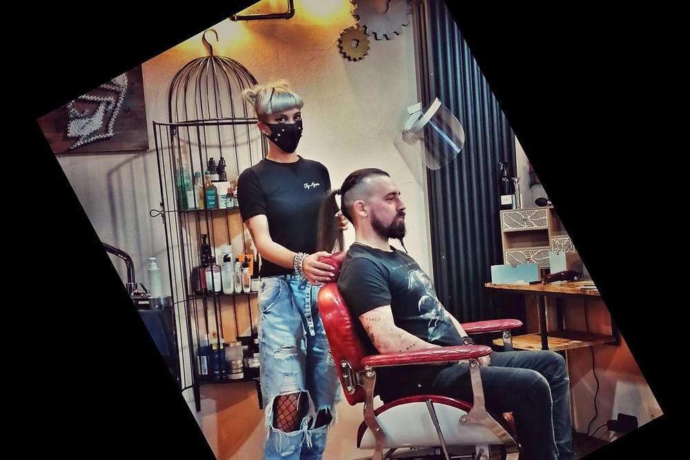 Barba lunga o corta