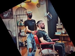 Uomini: barba lunga o corta? I consigli delle Barber Women!