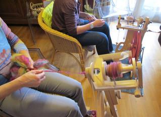 Date des ateliers de filage