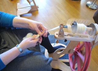 Prochains ateliers de filage