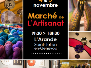 4-5 novembre Saint Julien en Genevois