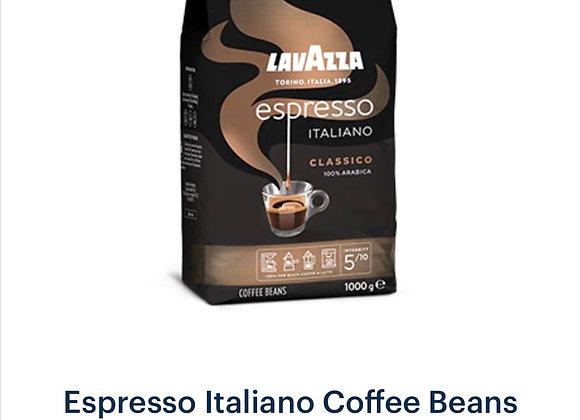 Lavazza Espresso Italiano Classico Coffee Beans 1Kg