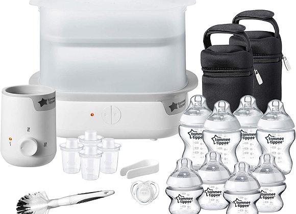 Tommee Tippee FFP Complete Feeding Kit, White
