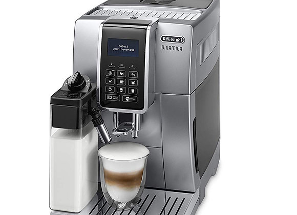 Delonghi Dinamica ECAM 350.75.S Bean to Cup Coffee Machine