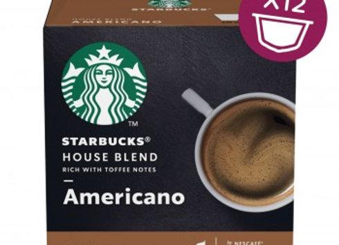 Dolce Gusto STARBUCKS AMERICANO HOUSE BLEND MEDIUM ROAST