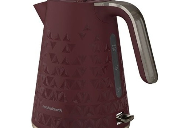 Morphy Richards 108253 Prism Jug Kettle 3 Kw 1.5 Litre