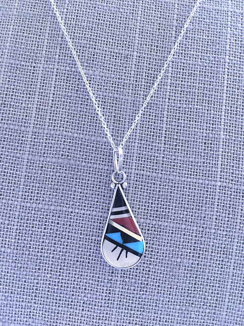 Teardrop Inlay