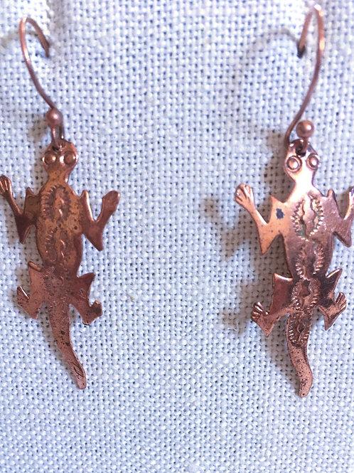Stamp lizard