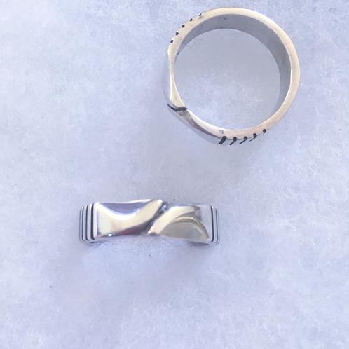 Bar band ring