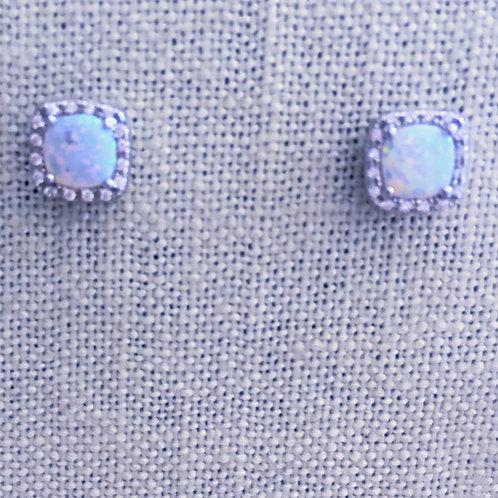 White lab opal