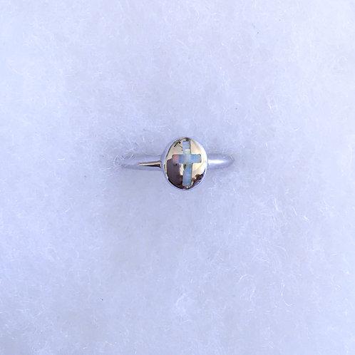 Lab opal cross