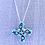 Thumbnail: Turquoise cross