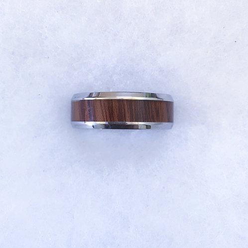 Steel band rings