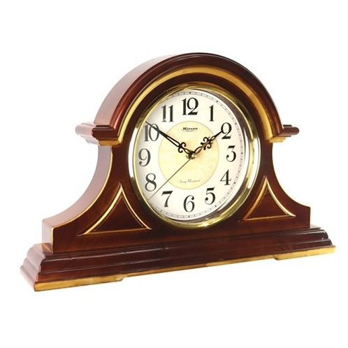 Часы настольные кварцевые MIRRON P3118A ЗДБ