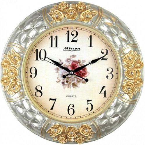 Часы настенные MIRRON 1008AСЗБ