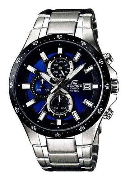 CASIO мужские наручные часы EFR-519D-2AVEF