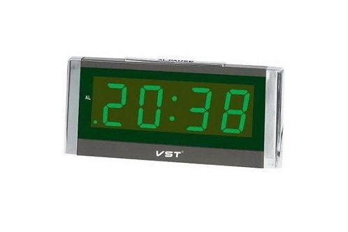 Электронно-сетевые настольные часы VST-713Y