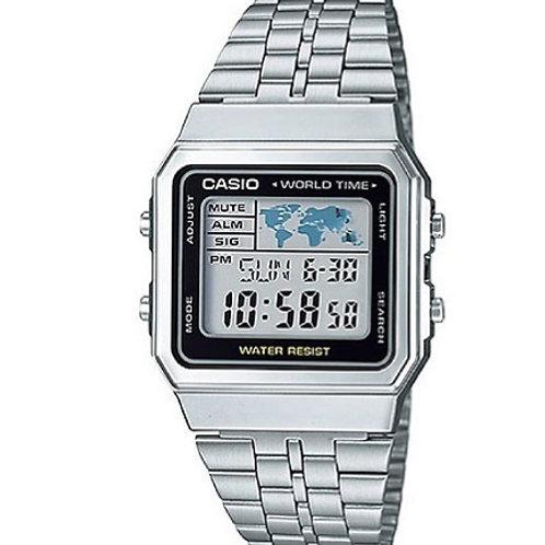 Часы наручные электронные CASIO A500WEA-1EF
