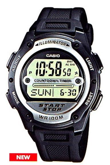 Часы наручные CASIO W-756-1AVES