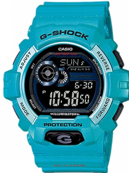 Часы наручные CASIO GLS-8900-2ER