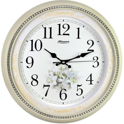 Часы настенные MIRRON F320А ДБ