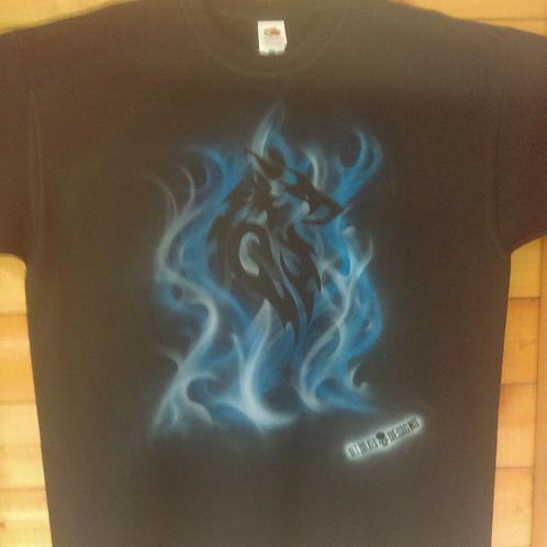 copy of Custom Airbrushed T-shirt