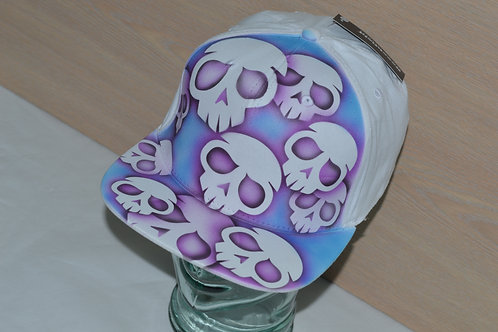 Purple Skulls, Snap-back