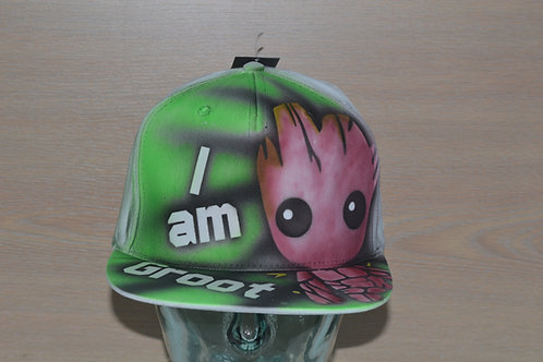 I Am Groot, Snap-back