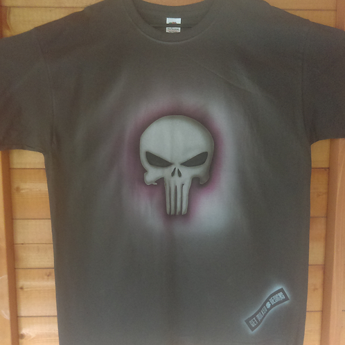 Custom Airbrushed T-shirt