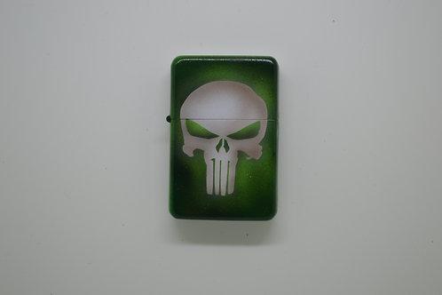 Custom Airbrushed Punisher