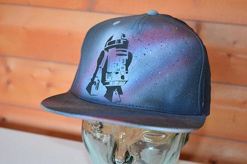 R2D2 Space cap
